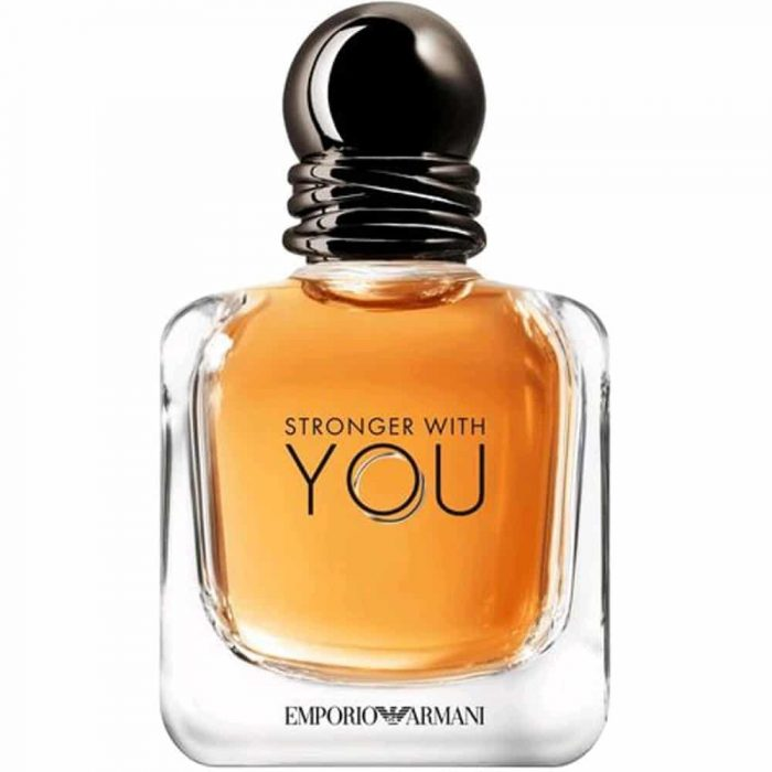 parfum tester Armani Stronger With You 100ml