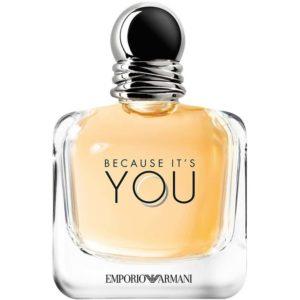 Parfum Tester Armani Because It's You 100ml
