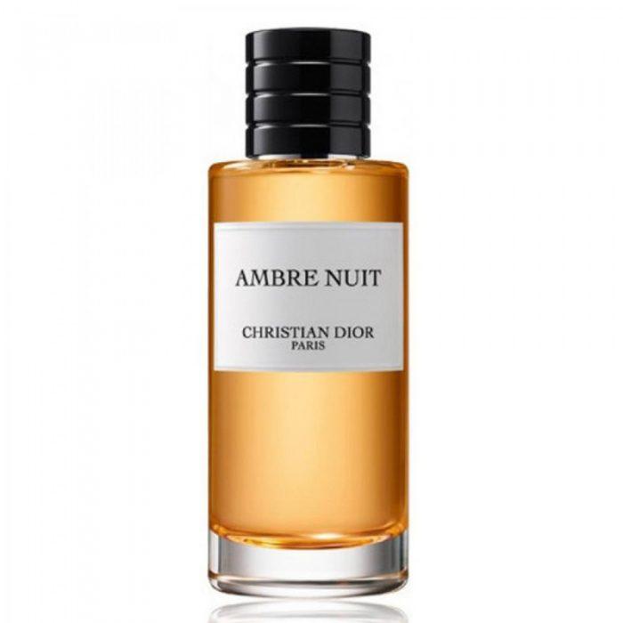 parfum tester Christian Dior La Collection Ambre Nuit 125ml