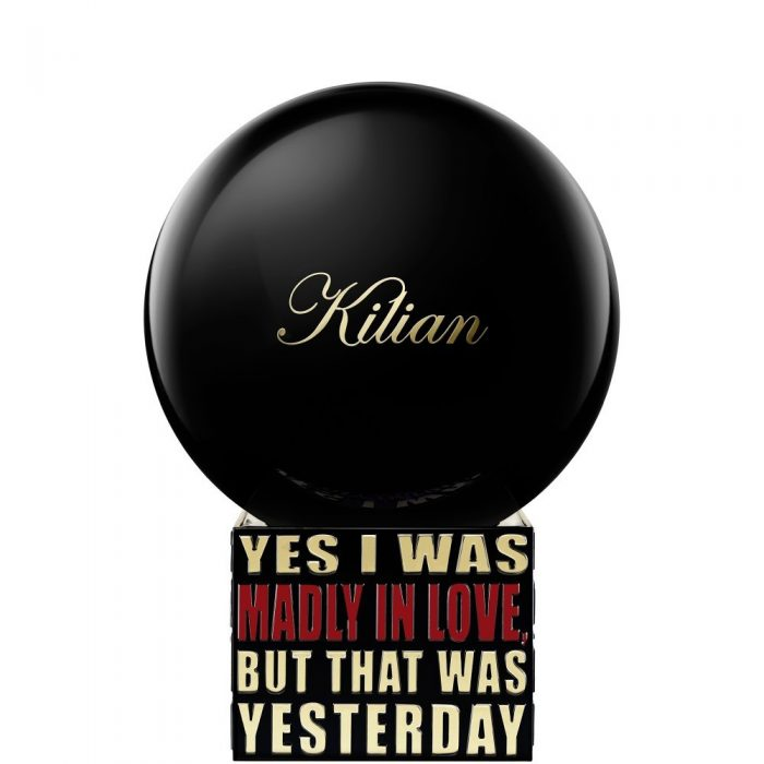 parfum tester Killian Yes I Was Madly In Love, But That Was Yestarday