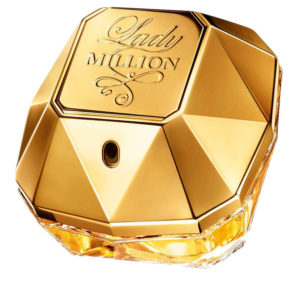 parfum tester Paco Rabanne Lady Million 80ml
