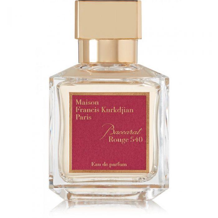 parfum tester maison francis kurkdjian Baccarat rouge 540 apa de parfum