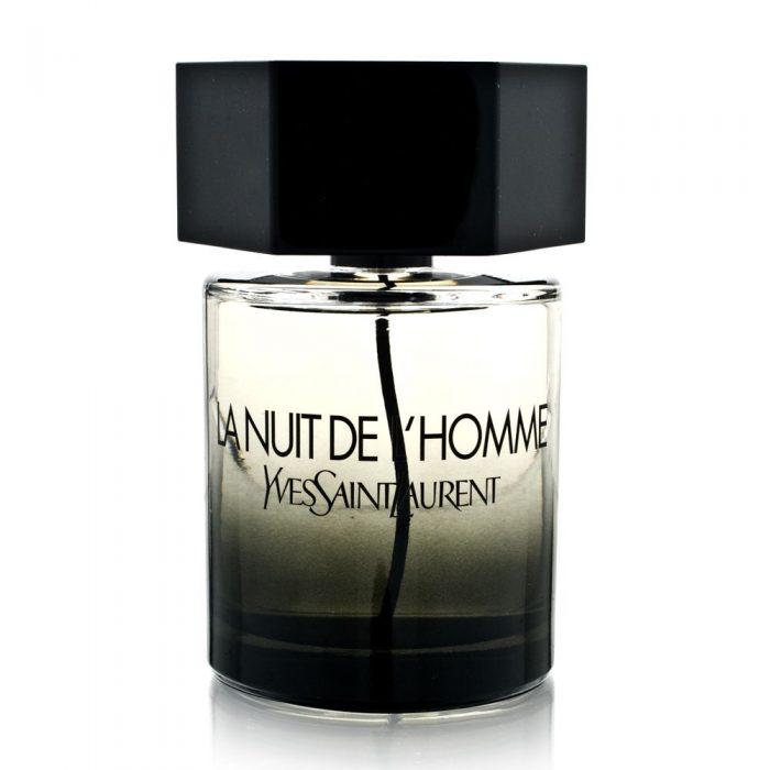 parfum tester Yves Saint Laurent La Nuit De L'Homme 100ml